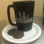 Milk and Cookies…For Mom