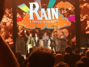 RAIN: A TRIBUTE TO THE BEATLES Now @kimmelcenter #RainTribute