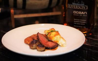 Chef Luke Palladino Partners with Jefferson's Bourbon on Pairing Dinner at LP Steak