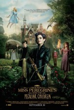 FIRST View: MISS PEREGRINE'S HOME FOR PECULIAR CHILDREN