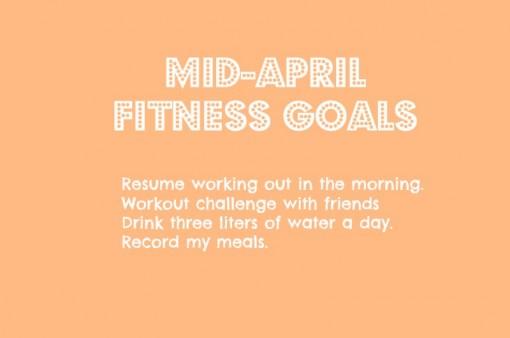 April Fitness