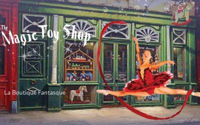 The Magic Toy Shop (La Boutique Fantasque) Coming To @UDPAC