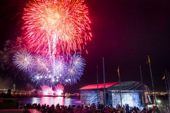 Star-Spangled Weekend on the Waterfront!