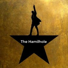 Helpless for Hamilton: Falling Down a #Hamilhole