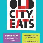 New for Summer: @OldCityDistrict Eats!