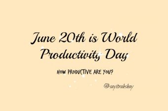 World Productivity Day