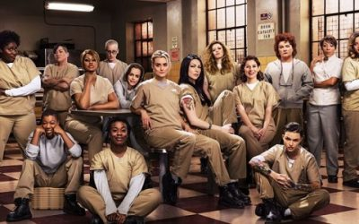 Orange is the New Black Booklist #StreamTeam