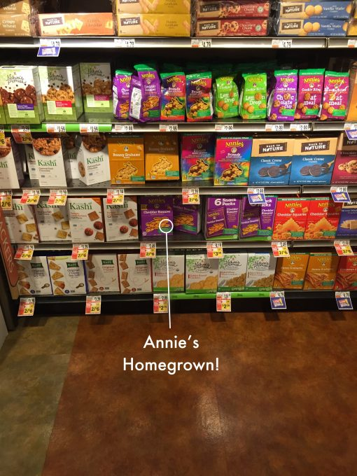 #NoSpendSeptember with @AnniesHomegrown