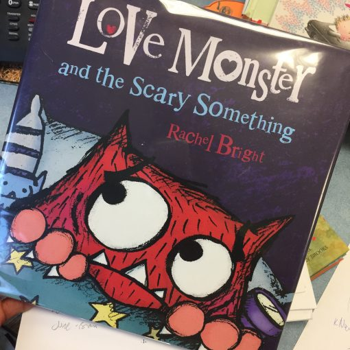 ive Picture Books to Share with Your Favorite Little Monster!