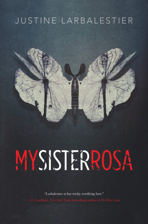 Book Buzz 2016: My Sister Rosa