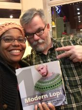 Lars Rains, Modern Lopi at Hidden River Yarns