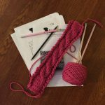 Pattern Review: @Brome_Fields Friendship Headband