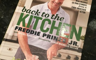 Back in the Kitchen Cookbook Review and Recipe Experiment