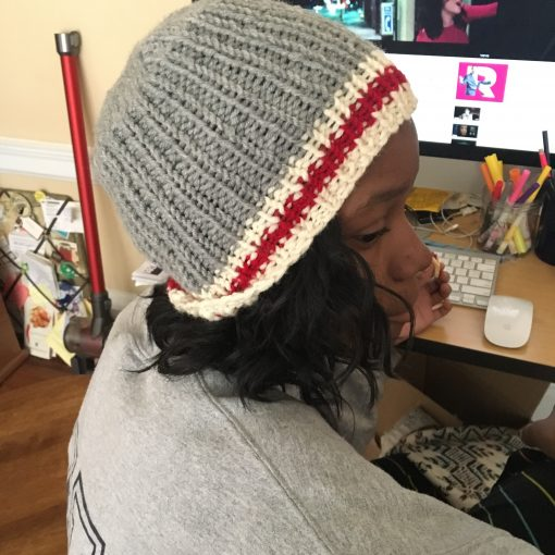 Test Knits: The Adventurer Beanie