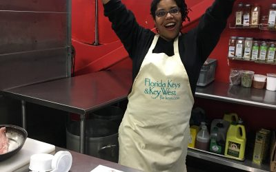 The Actual Post About the #FLKeysCookOff Cooking Competition