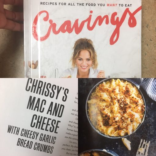 Cravings: Cookbook Review and Recipe Recreation