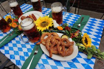 Beer! Brats! and Bavarian Music…oh my!