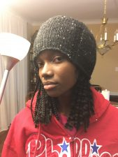 Off the Needles: The Kami Hat