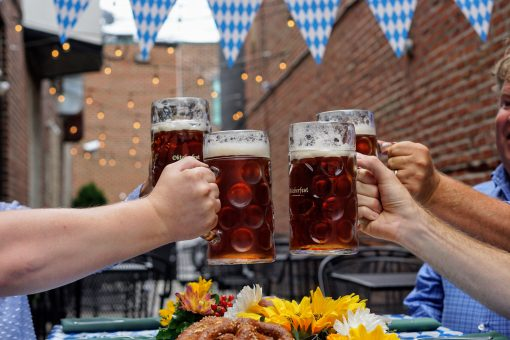BEER, BRATS AND BAVARIAN MUSIC