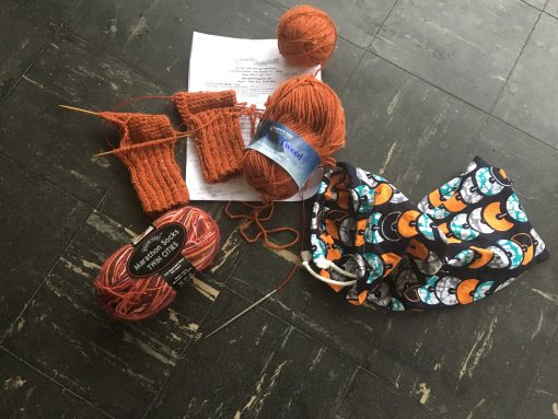 Socktober: The Art of Knitting Socks