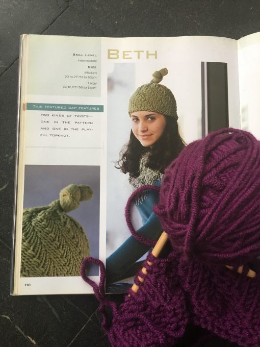 Five Knitting Patterns I'm Digging This Fall