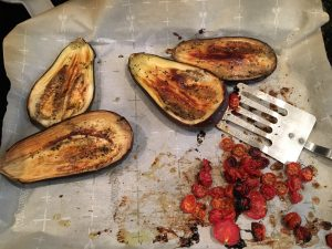 Souper Sunday: Roasted Eggplant Soup