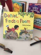 Make it Monday: Daniel Finds a Poem