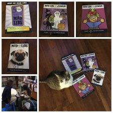 Book Review: Mad Libs #ReadBrightlypartner #sponsored