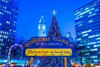 Christmas Village in Philadelphia: What's New for 2017