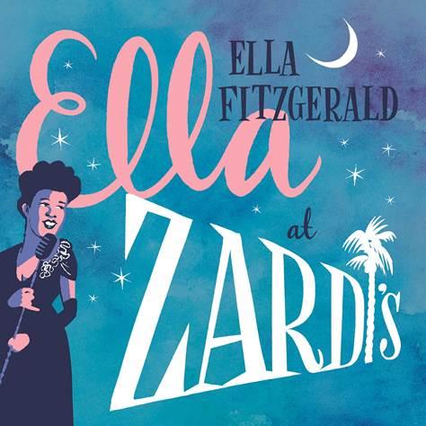 Unreleased Ella Fitzgerald Live Album,
