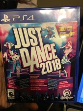 Family Dance Party with Just Dance 2018