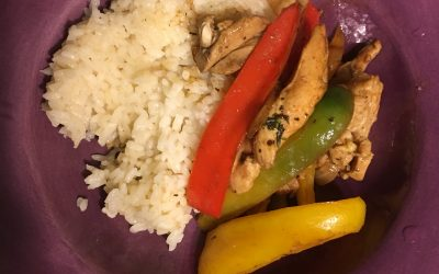 Recipe Recreation: Balsamic Chicken and Peppers