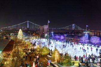 Philly's Winter Wonderland — Blue Cross RiverRink Winterfest opens November 24th