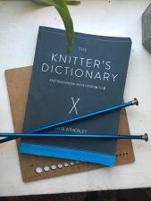 Book Review: The Knitter's Dictionary